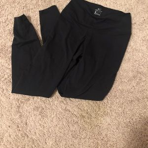 high waist nike leggings